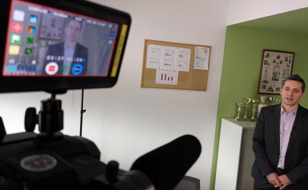 OTIS corporate videokészítés